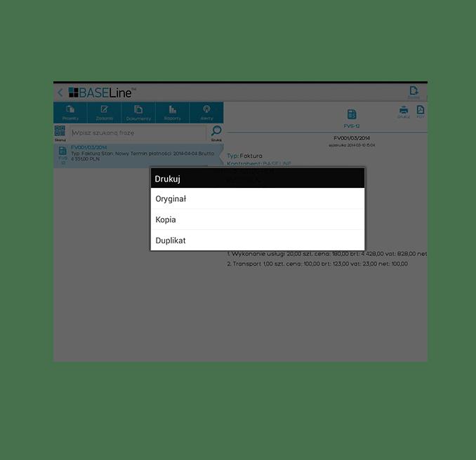 obieg dokumentów smartfon